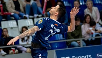 Photo of Jornada 10 SVM · Urbia Voley Palma – Voley Textil Santanderina