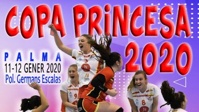 Photo of Copa Princesa de Voley 2020