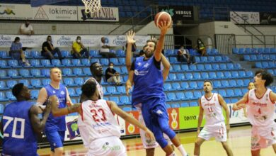 Photo of L'Hestia Menorca cau davant el Real Murcia Baloncesto (84-68)