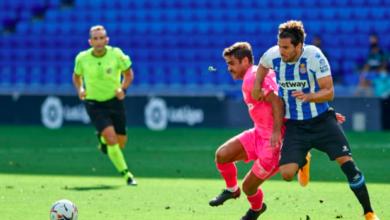 Photo of Un empat que suma el primer punt de la temporada per al RCD Mallorca