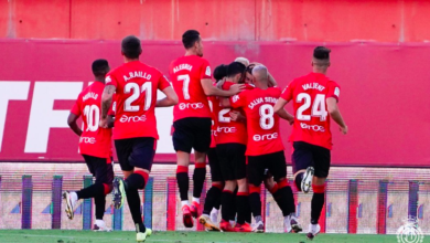 Photo of Victòria del RCD Mallorca contra el CE Sabadell (1-0)