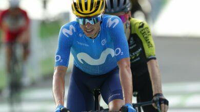Photo of Enric Mas finalitza sisè l'etapa 17 del Tour de França