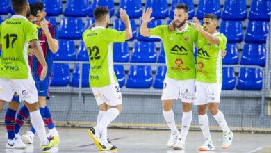 Photo of El Palma Futsal cau davant el Barça (3-2)