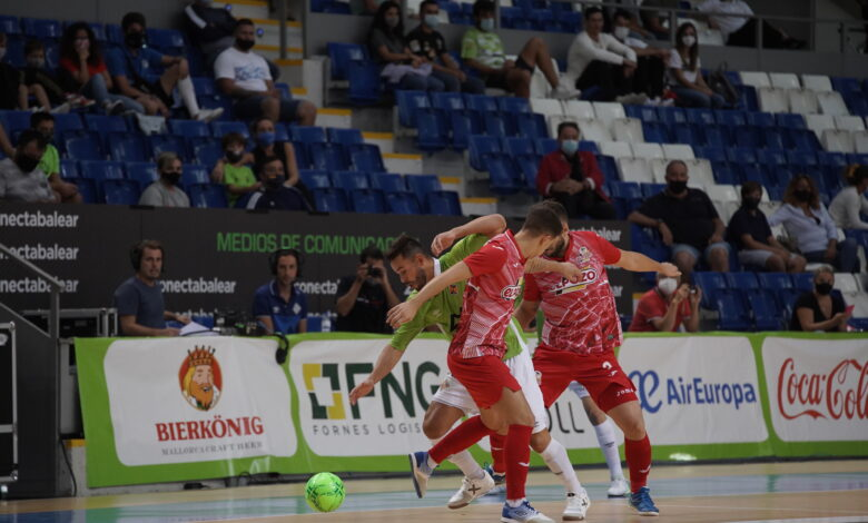 Trofeu Ciutat de Palma // Palma Futsal