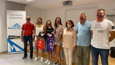 Photo of Melchor Mascaró, nou patrocinador oficial del sénior femení de I Nacional Volei