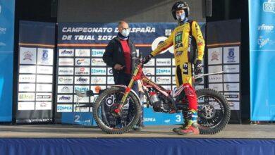 Photo of Marc Horrach busca aixecar el títol de campió d'Espanya de Trial a Cal Rosal