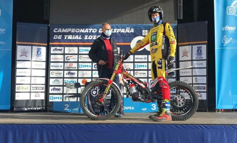 Marc Horrach / Campionat d'Espanya de Trial 2020
