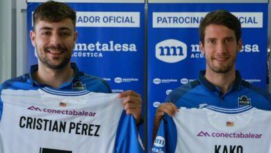 Photo of Cristian i Kako: dues noves incorporacions per a l'Atlètic Balears