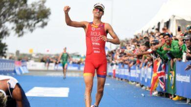 Photo of Mario Mola buscarà ser campió del món de Triatlón per cuarta vegada en el circuit d'Hamburg