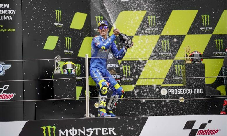 Joan Mir // Team Suzuki Ecstar
