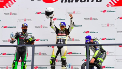 Photo of Pakita Ruiz es supera un cop més en la Yamaha R6 Cup