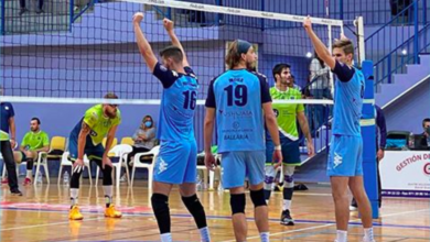 Photo of UD Ibiza Ushuaïa Volley derrota al Voley Textil Santanderina