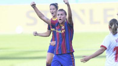 Photo of Les mallorquines Patri Guijarro, Mariona Caldentey i Cata Coll, a la final de la Copa de la Reina