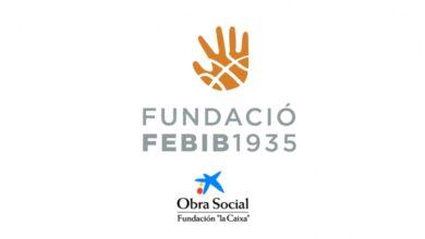 Photo of La Fundació FEBIB 1935 destina un total de 16.550 euros per a ajudar a famílies amb necessitats econòmiques