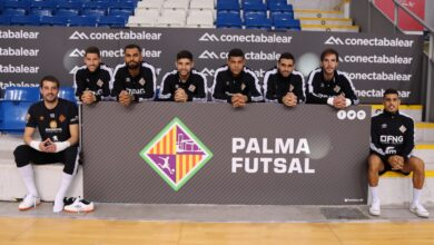 Photo of El Palma Futsal rebrà al Jimbee Cartagena aquest dimarts a Son Moix
