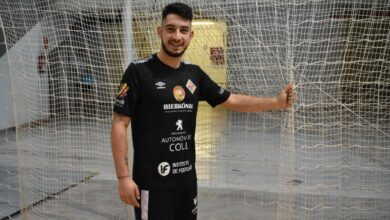Photo of El jugador del Palma Futsal, Joaki, jugarà cedit a les files del BeSoccer CD UMA Antequera