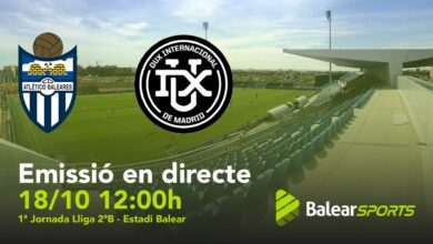 Photo of Atlético Baleares – DUX Inter de Madrid
