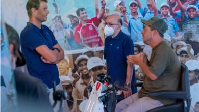 Photo of Nadal i la seva Fundació protagonistes a 'Donde viajan dos' de TVE