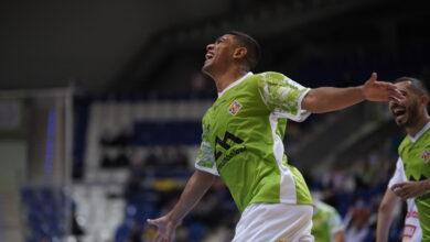 Photo of El hat trick de Vilela i el gol de Raúl Campos donen la primera victòria del Palma Futsal a Son Moix