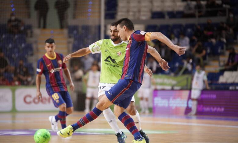 @toniferrerofoto  // Palma Futsal