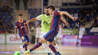 Photo of Final d'infart a Son Moix entre el Palma Futsal i el Barça