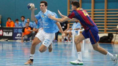 Photo of La UD Eivissa-HC Eivissa encaixa la derrota davant el Barça B