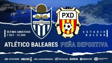 Photo of Darrer amistós de l'ATB Balears i Peña Deportiva