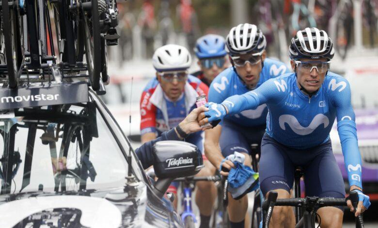 Photo Gomez Sport / Movistar Team