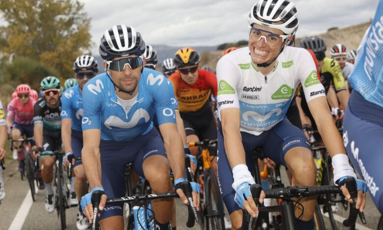 Photo Gomez Sport / Movistar Team
