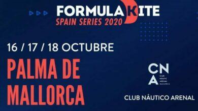 Photo of Fórmula Kite Spain Series passa per Mallorca