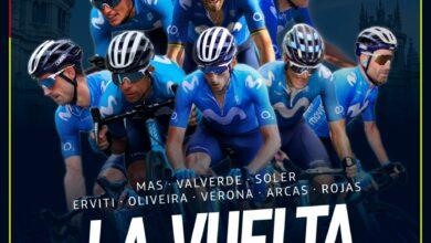 Photo of Movistar Team ja té alineació per La Vuelta