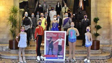 Presentació del XXIII Trofeu Ciutat de Palma de Patinatge Artístic de Palma