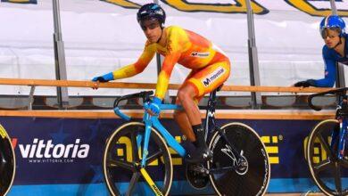 Albert Torres // Unión Europea de Ciclismo - EP